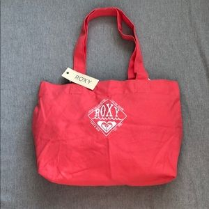 Roxy Canvas Tote